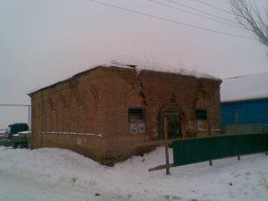 Мечеть в Новокучергановке